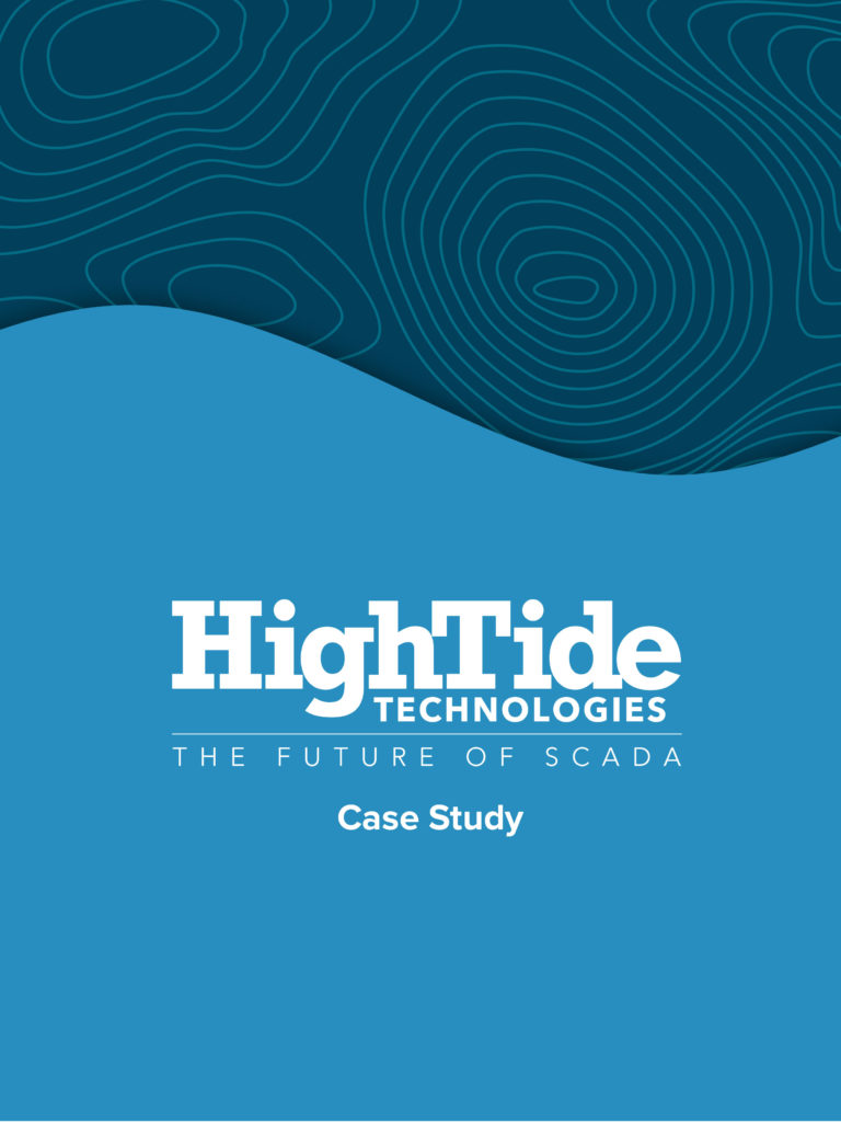 High Tide Technologies Case Study - Cloud-Based SCADA Monitoring