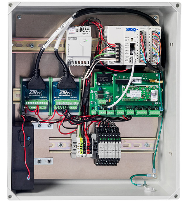 HTT-3100 SCADA Features