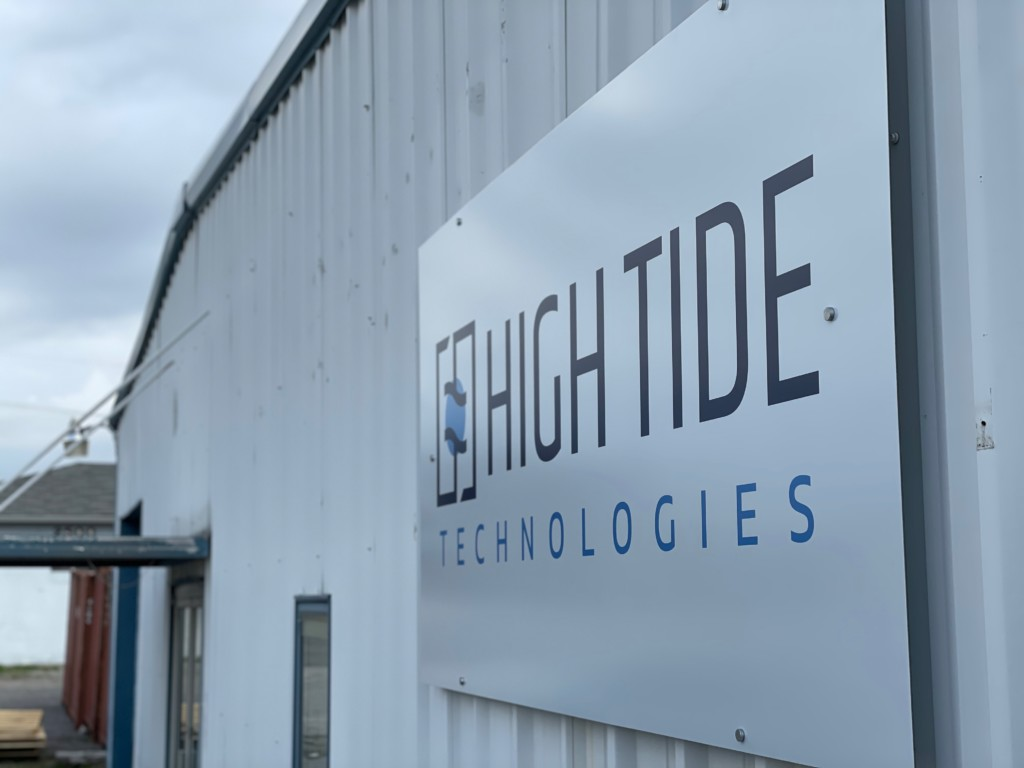 High Tide Technologies Building in Nashville, TN - SCADA software and SCADA systems for remote monitoring.