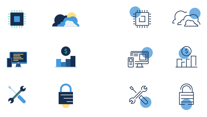 High-Tide-Technology-Iconography